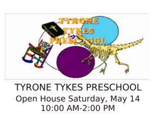 Tyrone Tykes Open House