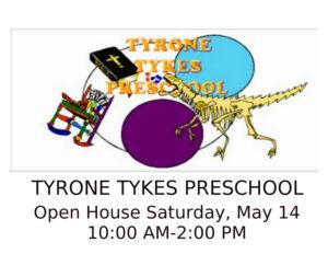 Tyrone Tykes Open House